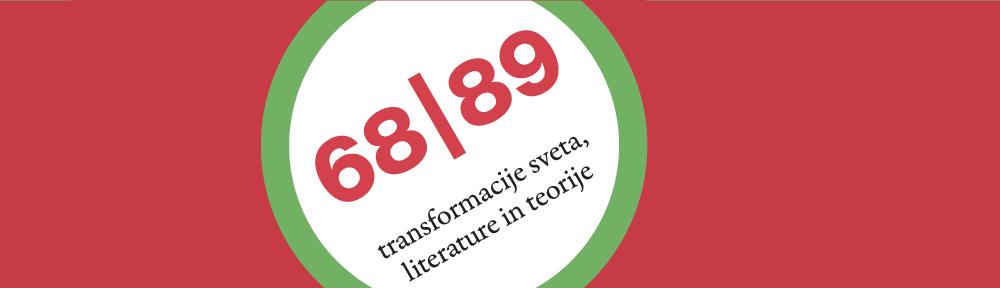Maj 68 v literaturi in teoriji